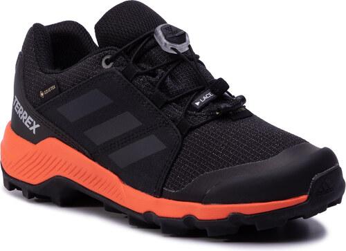 Cipő adidas Terrex Gtx K GORE TEX BC0598 CblackCarbon
