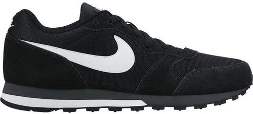 Nike Md Runner 2 Férfi Sportcipő, SzürkeFekete, 43 (749794