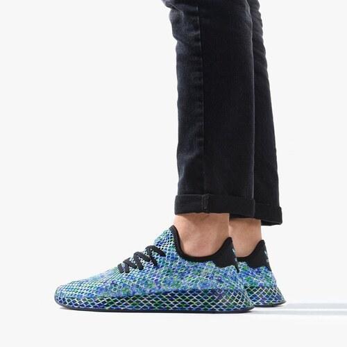 Adidas Deerupt Runner BarnaFekete Adidas Originals Cipő