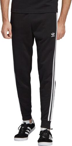Férfi adidas Originals 3 Stripes Melegítő nadrág Fekete