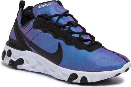 Nike React Element 55 Premium Su19 BQ9241 001   NARANCSSÁRGA