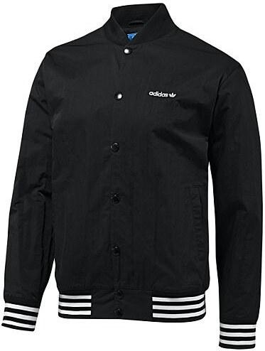 Adidas ORIGINALS STREET férfi jacket Fekete GLAMI.hu