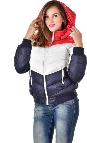 Retro Jeans női kabát BARBARY GLAMI.hu