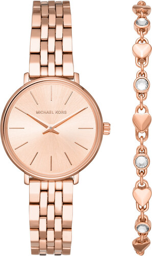 Karóra MICHAEL KORS Pyper MK3897 Rose GoldRose Gold Női