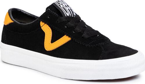 Sportcipő VANS Sport VN0A4BU6XW21 BlackCadmium Yellow
