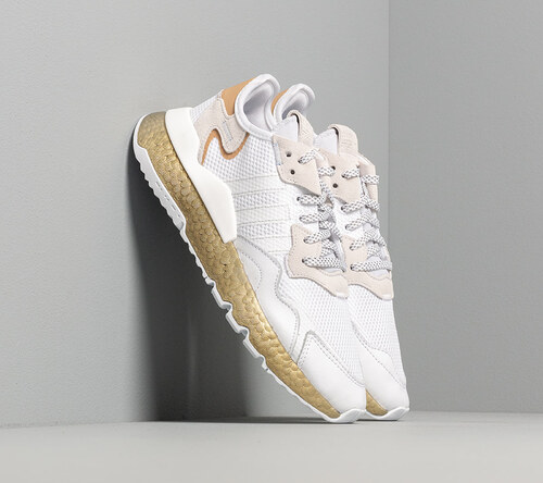 adidas Originals adidas Nite Jogger W Ftw White Periwinkle