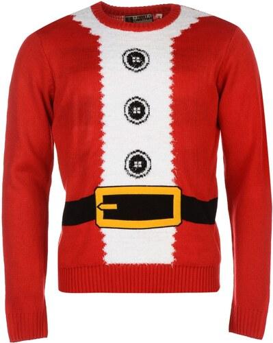 cdadee850 Star 3D férfi kötött karácsonyi pulóver - Glami.hu