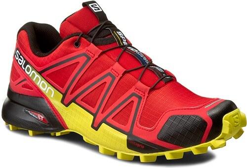 Cipő SALOMON Speedcross 4 381154 27 V0 Radiant RedBlack