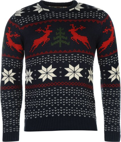 cb553b155 Star férfi kötött karácsonyi pulóver - Glami.hu