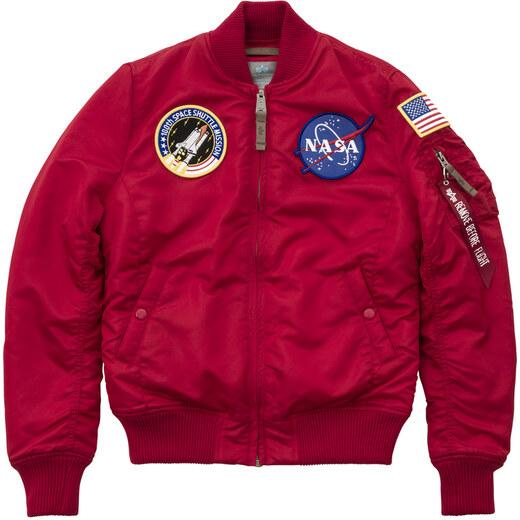 Alpha Industries Ma 1 Vf Nasa női kabát 168007 328
