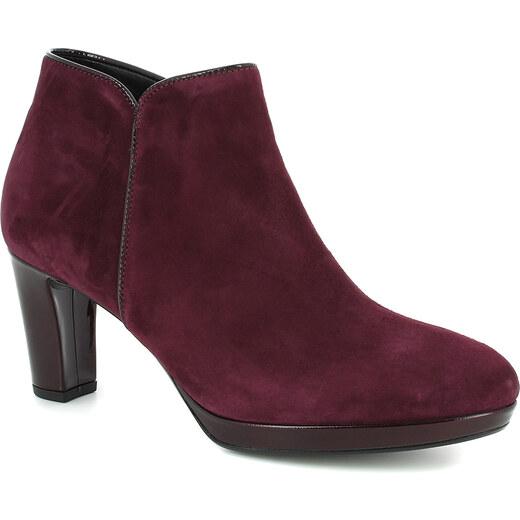 Gabor Bordó Magasított cipők Magasított cipő Chianti