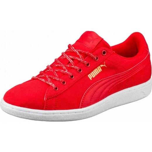 Sportcipő PUMA - Vikky Ribbon Bold 365312 02 Spiced Coral/Spiced Coral - Sneakers - Félcipő - Női