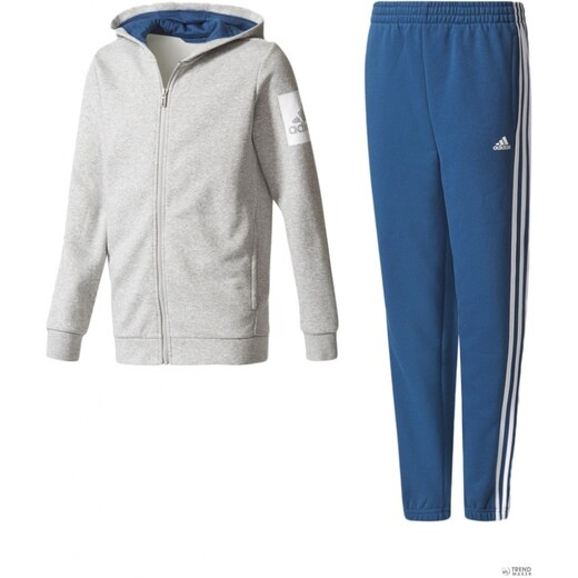 Adidas Hojo Track Suit Fiú Gyerek Melegítő Együttes (Kék