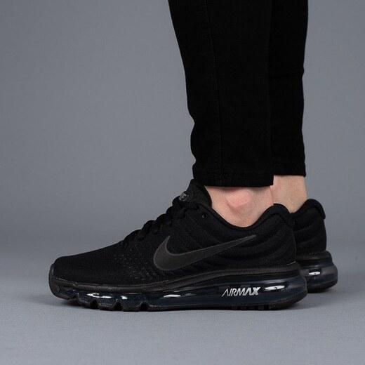 Nike Air Max 2017 GS 851622 004 Női tornacipők Fekete 38 EU