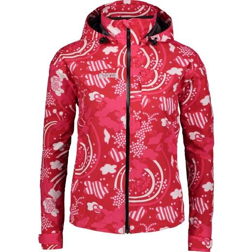 Nordblanc Rózsaszín női könnyű tavaszi dzsekikabát REGNANT