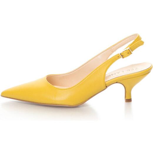 Sarokpántos cipő (With images) | Slingback, Cipők, Műbőr