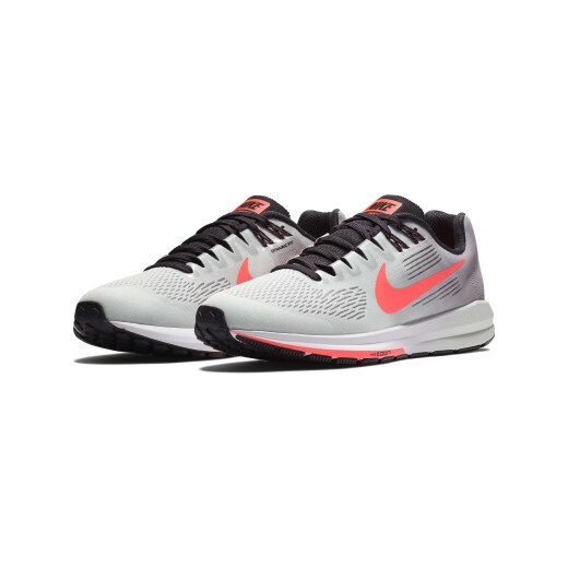 Nike Air Zoom Structure 21 Running Shoe Cool Grey White
