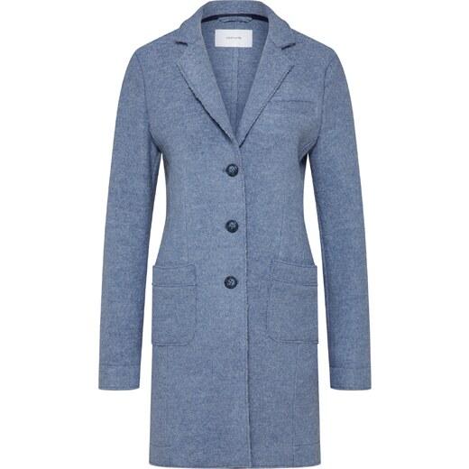 MODOVO Női téli kabát kapucnival W736 sötétkék GLAMI.hu