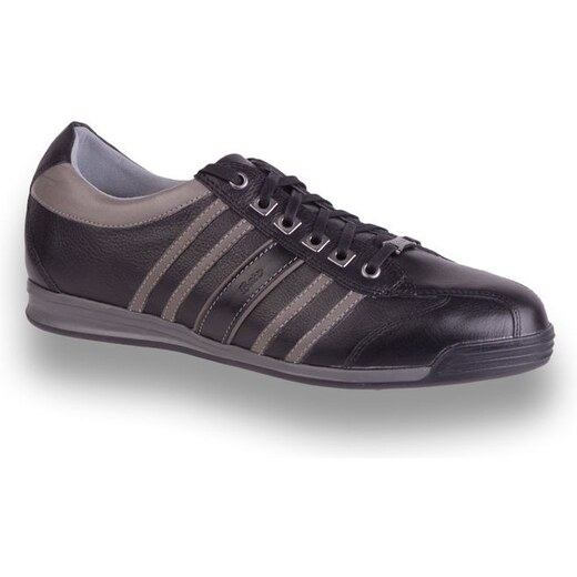 Batz férfi cipő Boston fekete GLAMI.hu