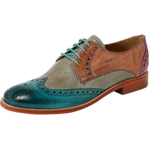MELVIN & HAMILTON Fűzős cipő 'Tom 22' kék | ABOUT YOU
