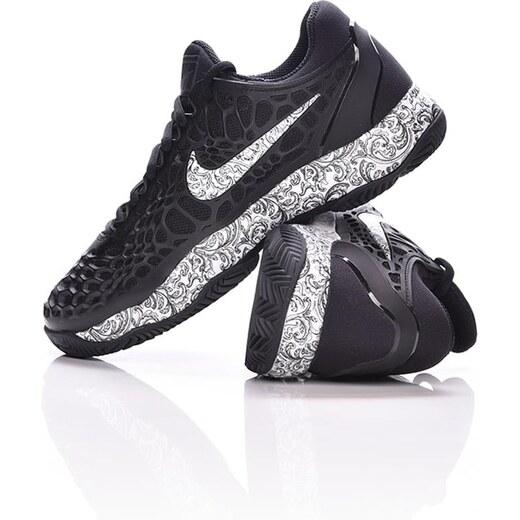 NIKE férfi tenisz cipö, fekete air zoom cage 3 premium