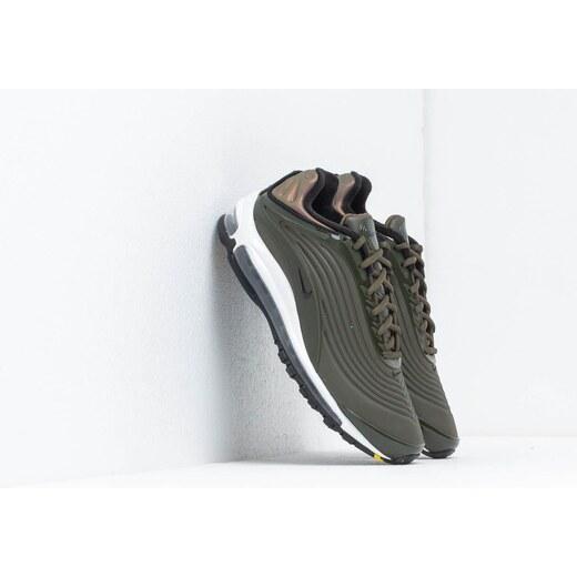 Nike Air Max Deluxe Se Cargo Khaki Black Amarillo White
