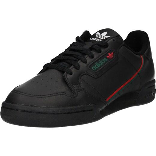 Adidas Continental 80 Férfi Originals Cipő FeketePiros