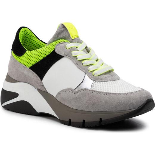 Sportcipő TAMARIS 1 23781 32 Lt. Grey Comb 248 GLAMI.hu
