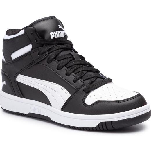 Sportcipő PUMA Rebound Street v2 L Jr 363913 01 Puma BlackPuma Black