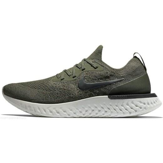 NIKE EPIC REACT FLYKNIT AQ0067 300 férfi futó cipő, Zöld 41
