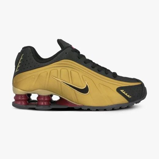 Nike Shox R4 (Gs) Gyerek Cipők Sportcipő BQ4000 003 Fekete
