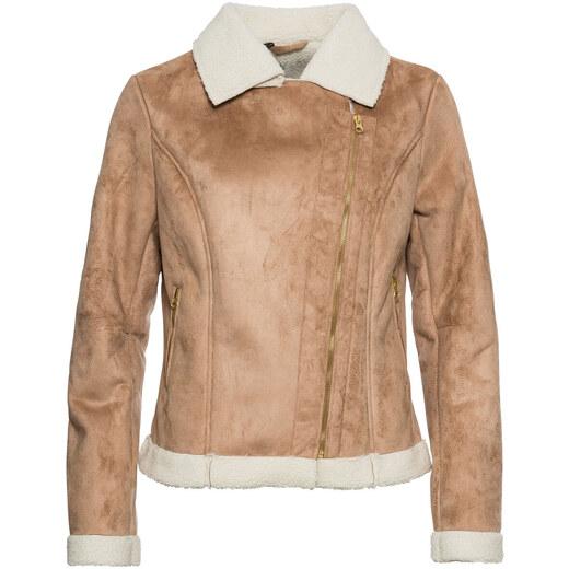 Bonprix Pilótás dzseki Teddy szőrmével GLAMI.hu