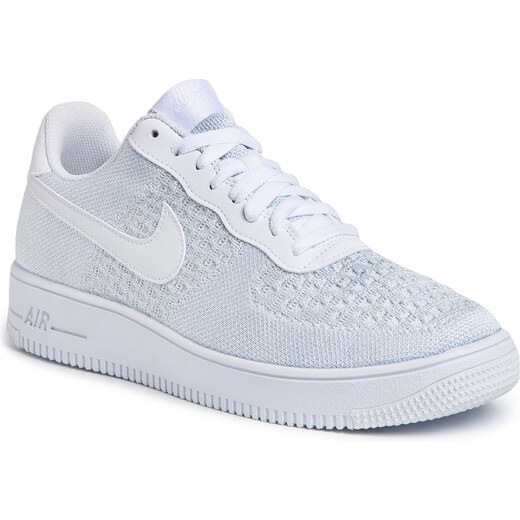Cipő NIKE Air Force 1 Flyknit 2.0 AV3042 100 WhitePure