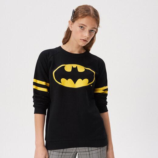 Sinsay Batman pulcsi Fekete GLAMI.hu