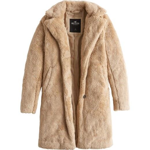 BROADWAY NYC FASHION Átmeneti kabátok 'TANA' bézs színben