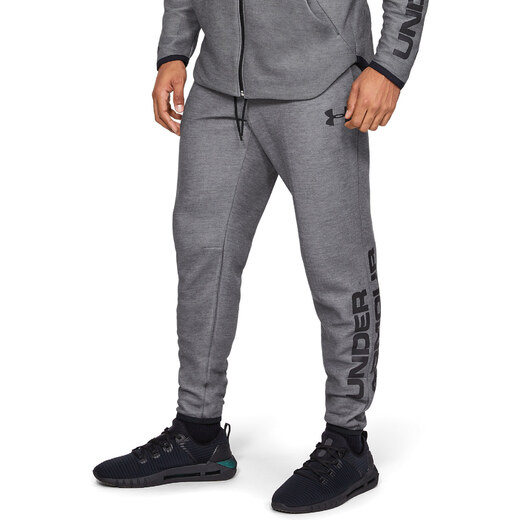 Under Armour MOVE LIGHT GRAPHIC PANT Nadrágok Fekete (32